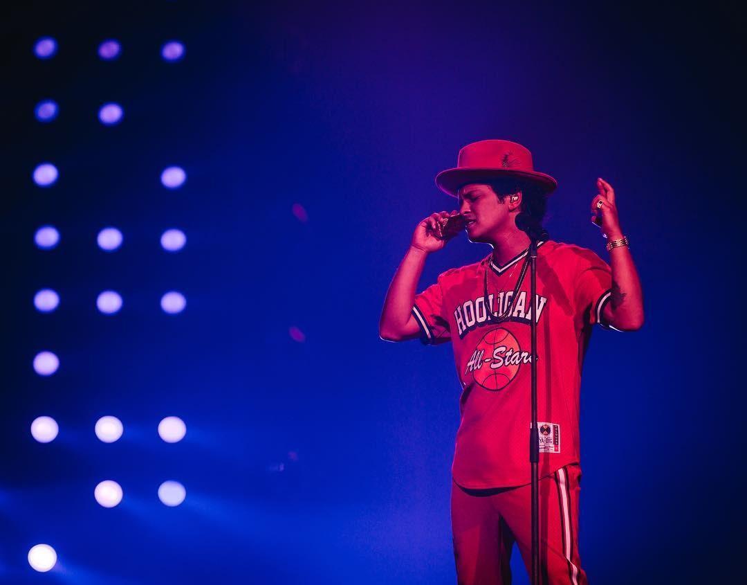Bruno Mars (Foto: Reprodução / Instagram)