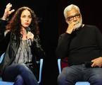 Rosane Svartman e Paulo Halm | Estevam Avellar/TV globo