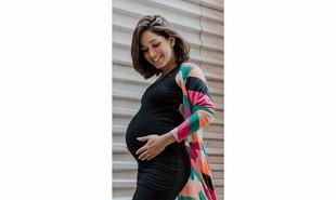 Sabrina Petraglia está grávida de seu primeiro filho, fruto do relacionamento com o engenheiro Ramón Velázquez | Reprodução Instagram