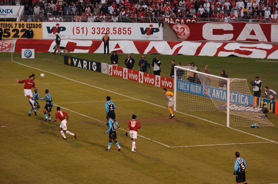 Gol 1000 em Gre-Nais completa 15 anos: o dia em que Fernandão ...