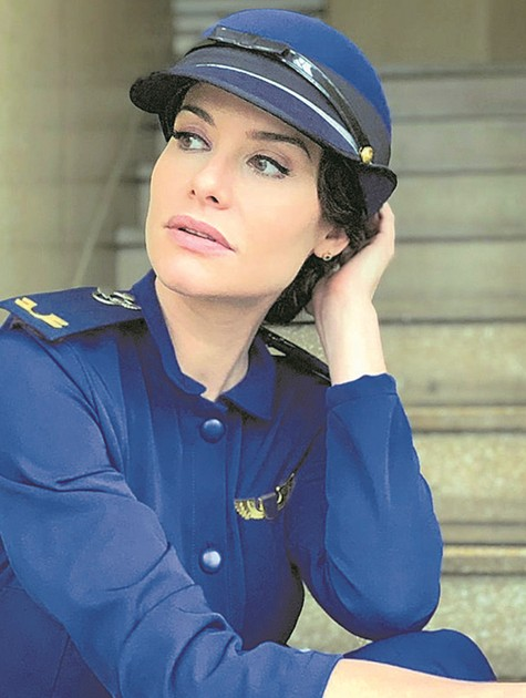 Alinne Moraes  (Foto: Mauro Lima)