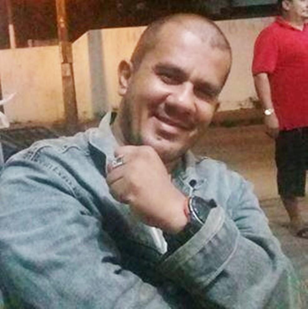 George Luís da Silva tinha 41 anos — Foto: Arquivo Pessoal