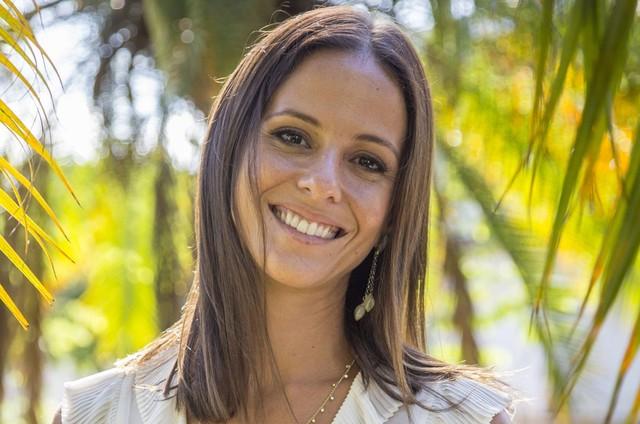 Fernanda de Freitas (Foto: TV Globo)