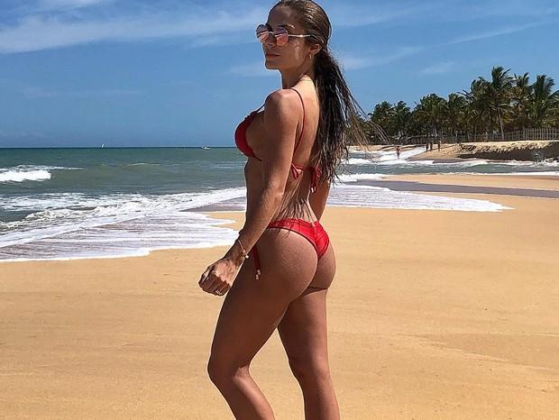 Renata Dávila  (Foto: Reprodução Instagram)