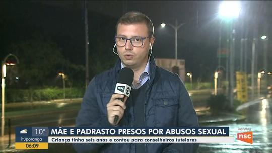 Homem é preso por estupro de criança neste sábado em Jaraguá do Sul