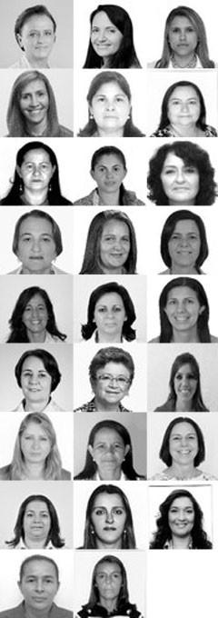 Donas de casa eleitas prefeitas em 2012 (Foto: Reprodução/TSE)