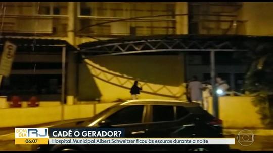 Seis bairros continuam sem luz no Rio após ventania e chuva de domingo