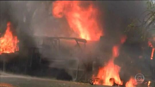 Explosão de tanque na Tanzânia deixa mais de 50 mortos