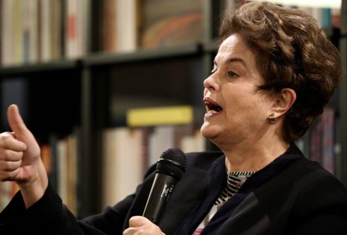 Dilma, a ex-presidente
