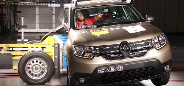 Novo Renault Duster é avaliado pelo Latin NCAP (Foto: Divulgação)