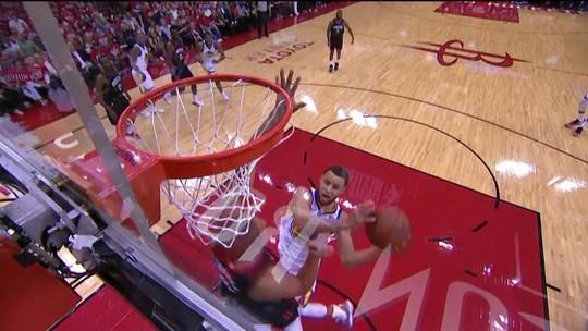 Rockets decepcionam torcida no jogo 1 da final da Conferência Oeste da NBA