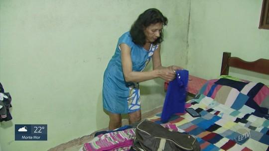 Irmã viaja 200 km para rever idosa mantida trancada por 20 anos