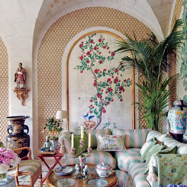 Estilo maximalista: misturas inusitadas na decoração