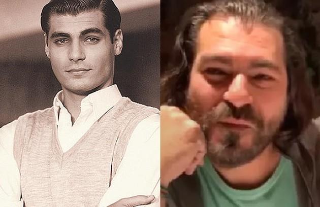 Thiago Lacerda foi Aramel. O último papel do ator na TV foi em 'Orgulho e paixão', de 2018 (Foto: Reprodução)