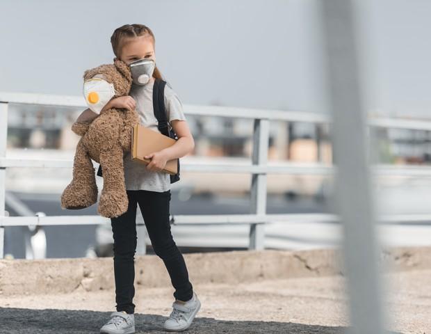 Poluição causa 600 mil mortes de crianças por ano no mundo (Foto: Thinkstock)
