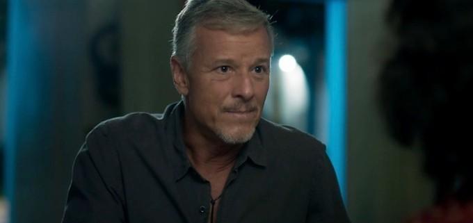 Marcello Novaes é Sampaio (Foto: TV Globo)