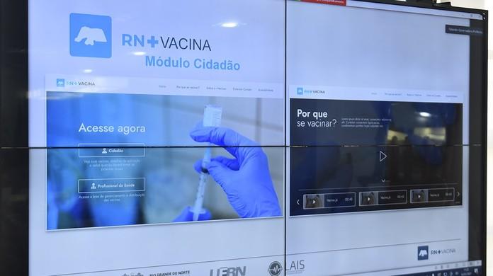 Governo do RN lança sistema que vai monitorar distribuição e aplicação de vacinas contra Covid-19 no estado | Rio Grande do Norte | G1