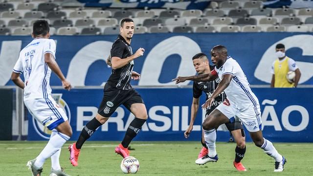 Cruzeiro x Ponte Preta, pela Série B; Manoel