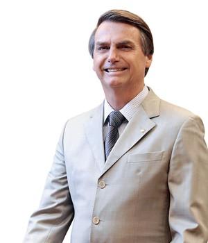 Jair Bolsonaro (Foto: Igo Estrela/Ed. Globo)