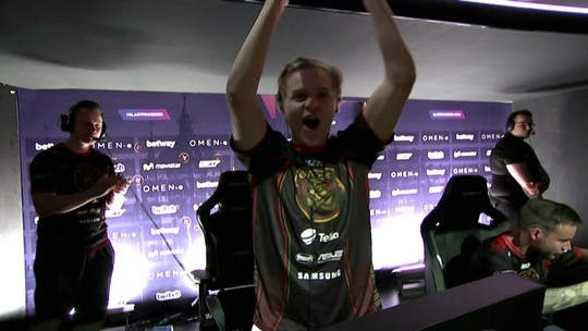 CS:GO: ENCE domina Astralis e levanta troféu na BLAST Pro Series Madri em revanche de Major