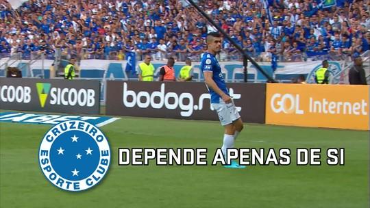 Adilson recorda feitos de clubes europeus e do próprio Cruzeiro para acreditar na salvação