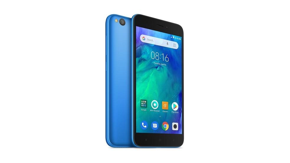 a2f5e85d8 Xiaomi anuncia Redmi Go  smartphone com preço baixo roda Android Go ...