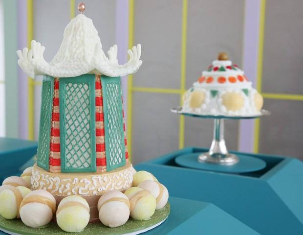 Estúdio de food design desenvolve sobremesa mais leve do mundo  (Foto: Divulgação )