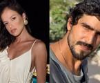 Agatha Moreira e Renato Góes | Reprodução