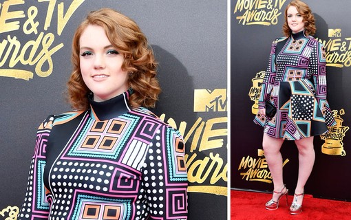 Shannon Purser, de Stranger Things