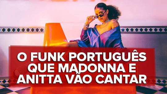Anitta fala de 'Faz Gostoso': 'É isso, Brasil. Madonna cantando funk'