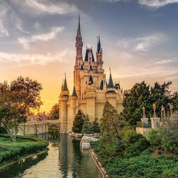 Disney (Foto: Instagram/Reprodução)