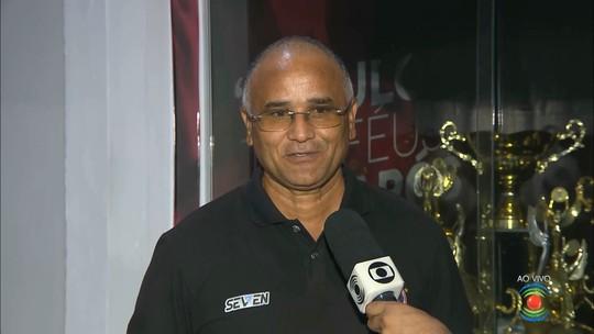Técnico do Campinense fala sobre ter que enfrentar o Atlético-MG na Copa do Brasil 2020