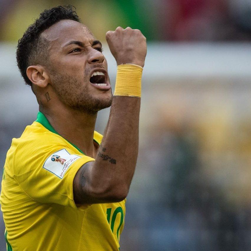 Neymar: Que Deus nos abençoe e nos proteja (Foto: Reprodução/Instagram)