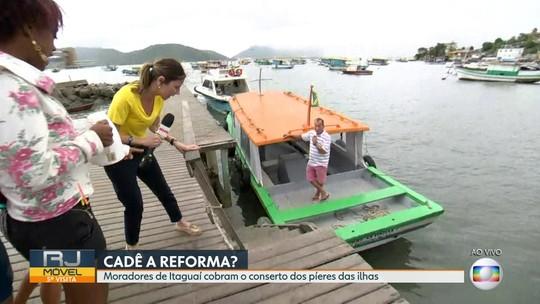 O RJ Móvel foi a Itaguaí, nessa quinta-feira