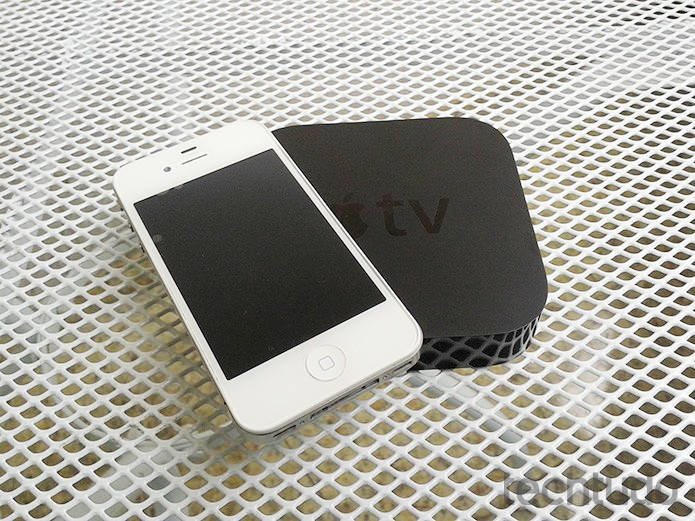 apple tv (Foto: Marvin Costa/TechTudo)