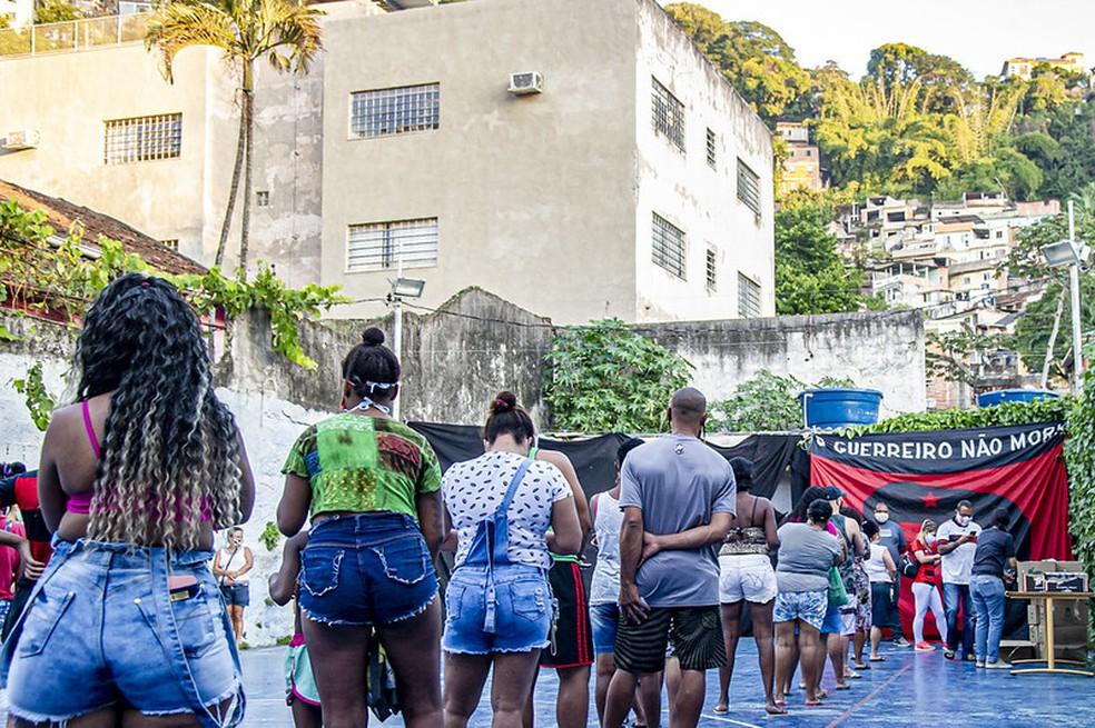 Flamengo amplia rede de doações contra a Covid-19 e se aproxima de 50 comunidades no Rio de Janeiro