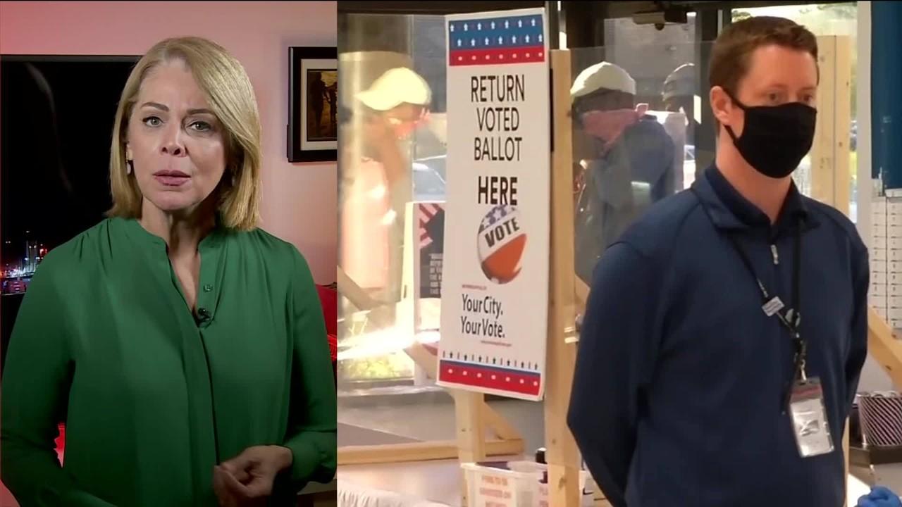 Quatro estados abrem as urnas para a votação antecipada nos EUA