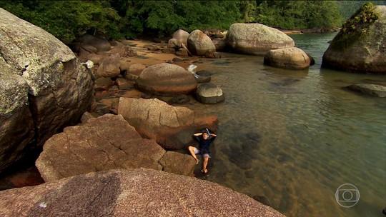 Ubatuba, no litoral de SP, tem natureza exuberante e uma praia exclusiva