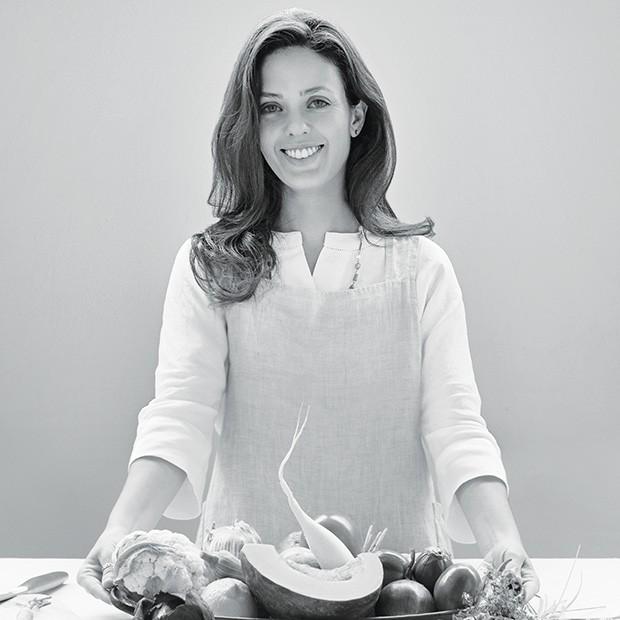 Laura Pires, nutricionista ayurvédica  (Foto: divulgação)