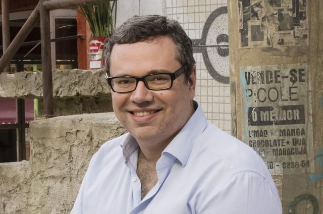 João Emanuel Carneiro (Foto: Globo/Tata Barreto)