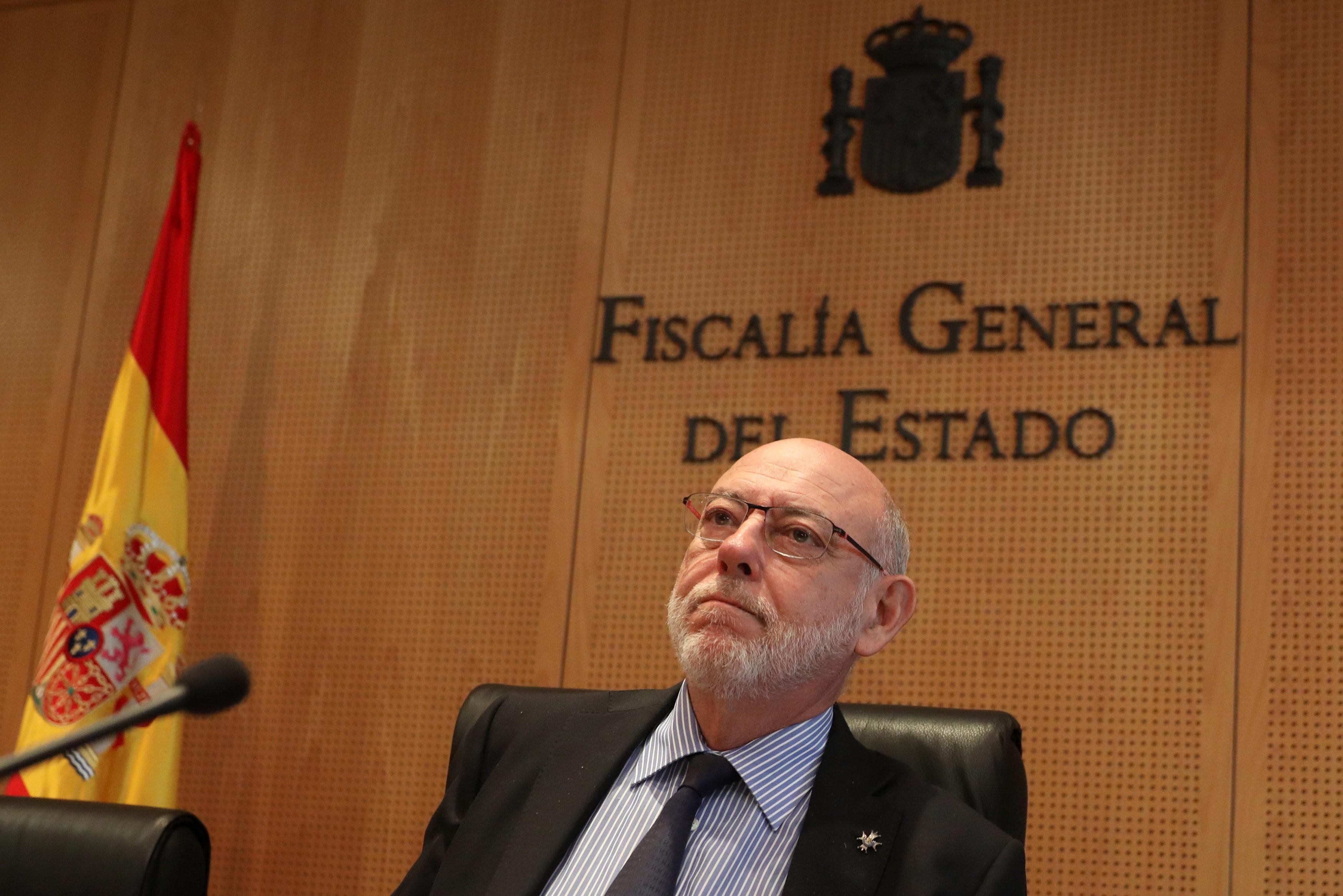 Procurador-geral da Espanha morre após ser internado em clínica na Argentina