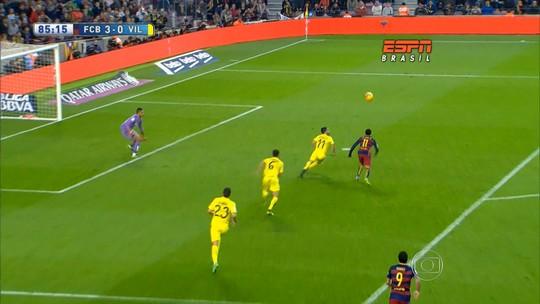 Rivaldo se derrete após golaço e faz coro por Neymar melhor do mundo