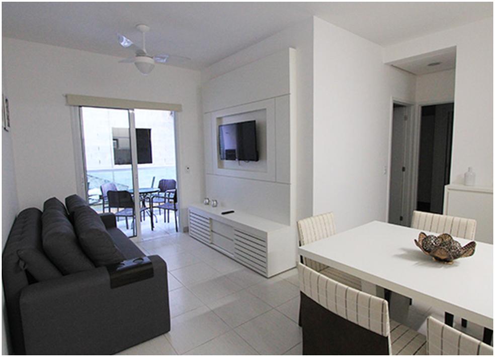 Aluguem de apartamento na praia é fonte de rende e investimento (Foto: Divulgação/ Incorporadora Saint Martin )