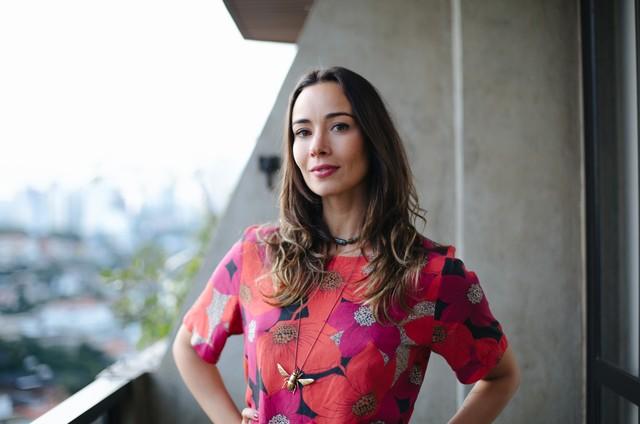 Flávia Rubim (Foto: Luiza Florenzano)