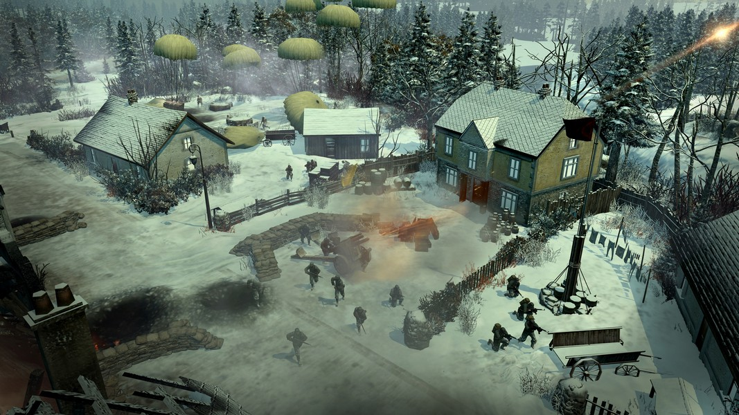 company of heroes 2 ardennes assault