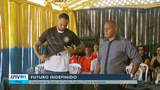 Presidente do Poços de Caldas, que contratou goleiro Bruno, é destituído do cargo