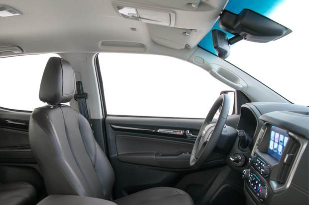 Chevrolet S10 2019 (Foto: divulgação)