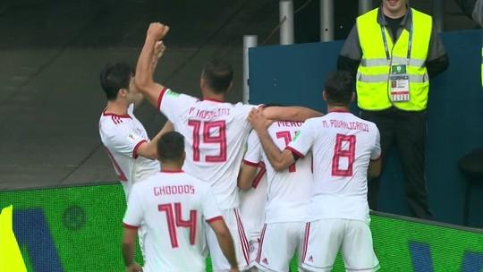Com 6 gols contra, Copa da Rússia iguala recorde da França em 1998