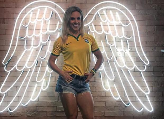 Raquel Guarini (Foto: Reprodução/Instagram)