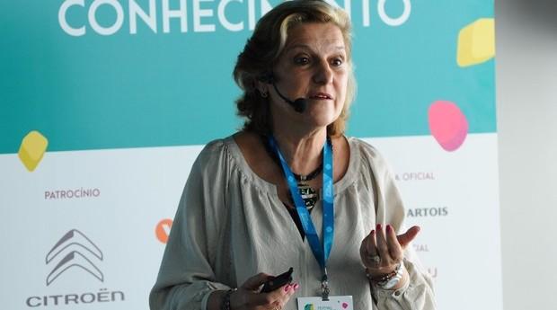 Jamile Coelho, educadora há 40 anos e fundadora do Espaço Educacional, estará no Festival de Inovação e Cultura Empreendedora 2018 (Foto: Editora Globo)